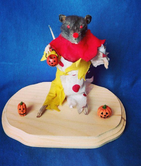 Evil Clown Rat