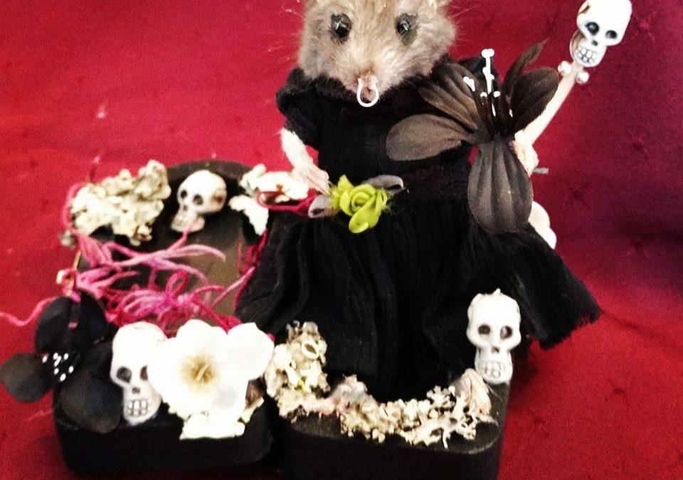 Gothic rat