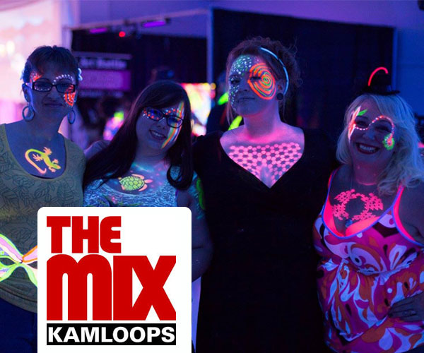 Madi visits The Mix Kamloops